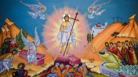 Ο λόγος του Ιησού στους μαθητές Του μετά την ανάστασή Του (3)