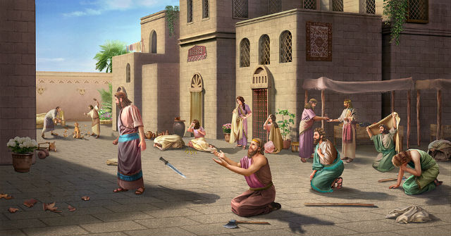 Νινευή,Παλαιά Διαθήκη
