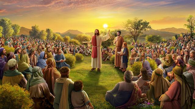 Ο Ιησούς,Ο Ιησούς κάνει θαύματα