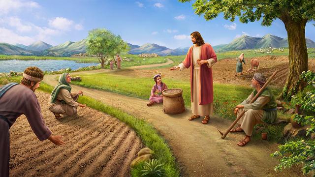 παραβολες του χριστου