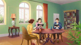 οι χριστιανοί διαβάζουν το λόγο του Θεού