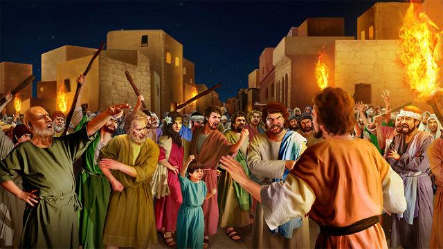 Παλαιά Διαθήκη,Η δίκαιη διάθεση του Θεού