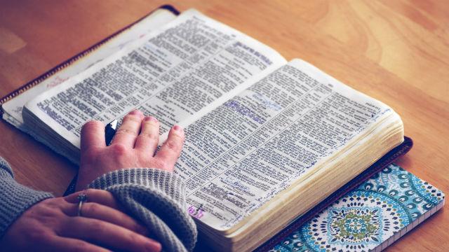 Μυστήριο της Αγίας Γραφής