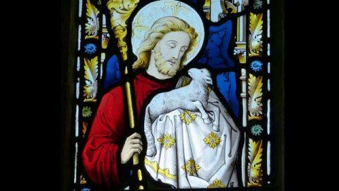 Ο Ιησούς Χριστός και τα πρόβατα