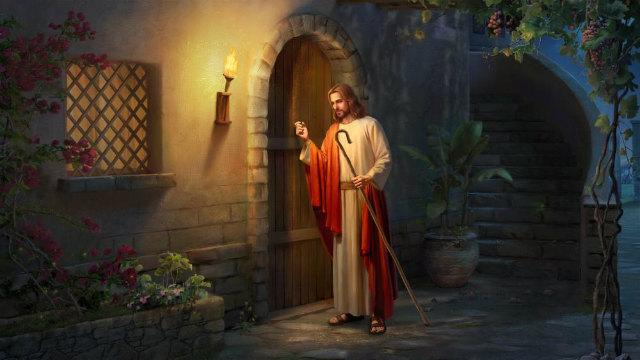 Ο Ιησούς χτυπά