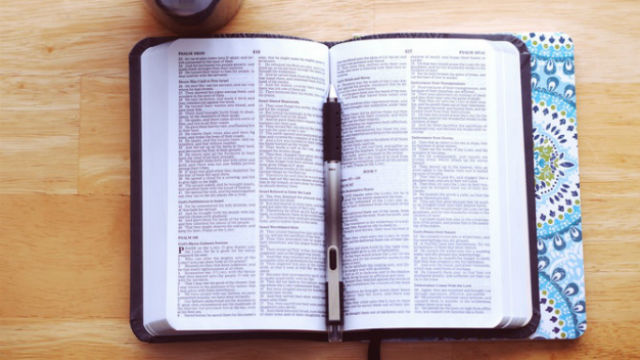 Πραγματικά δεν υπάρχει λόγος του Θεού έξω από τη Βίβλο; (Ι)