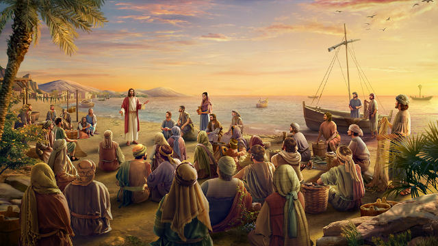 Ευαγγέλιο,κυριοσ ιησουσ χριστοσ