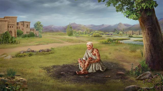 Ιώβ,Παλαιά Διαθήκη