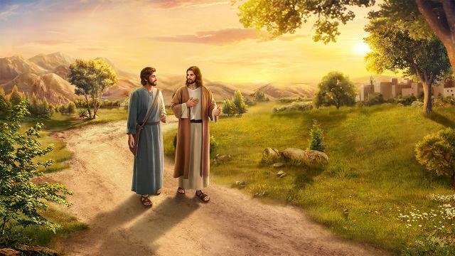 Τον Πέτρο και τον Κύριο Ιησού