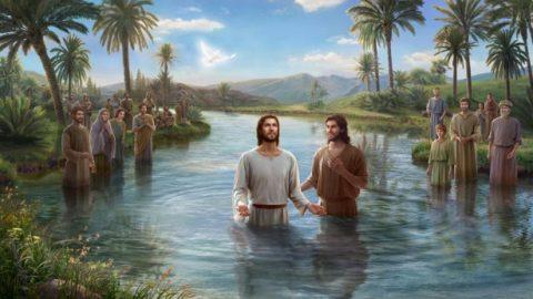 Γιατί ή ταυτότητα του Κυρίου Ιησού είναι διαφορετική από αυτή του Ιωάννη του Βαπτιστή;
