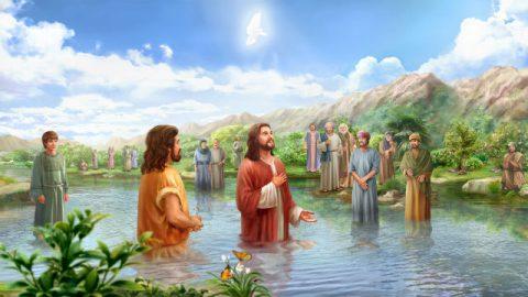 Κυρίου Ιησού,Ιωάννη του Βαπτιστή