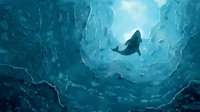 Ψάρι στη θάλασσα