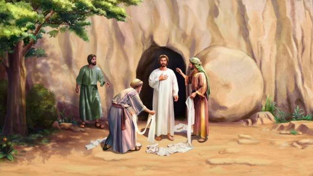 Ποιοί πραγματικά είναι οι «οι αναστημένοι νεκροί»;