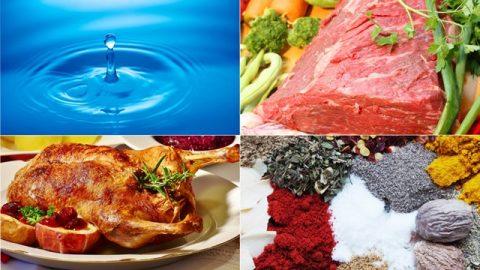 Τα κρέατα, οι πηγές νερού και τα φαρμακευτικά φυτά που ετοιμάζει ο Θεός για την ανθρωπότητα