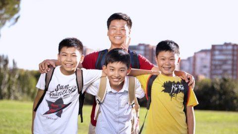 Οι έξι καμπές στην ανθρώπινη ζωή - Μεγαλώνοντας: Η δεύτερη καμπή