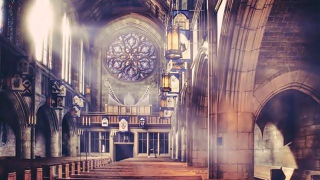 Άδειο εκκλησία