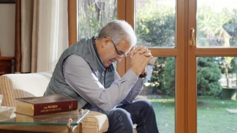 Πως να μελετάμε τη βίβλο,Πως πρέπει να προσευχόμαστε;