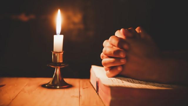 Προσευχηθείτε στον Θεό