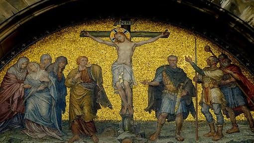 Ιησούς Χριστός,Σταύρωση
