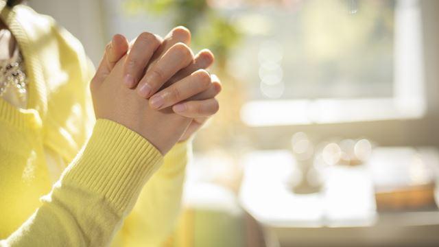 Προσευχή,προσεύχεται τα χέρια,