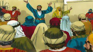 Η ομιλία του Πέτρου την Πεντηκοστή