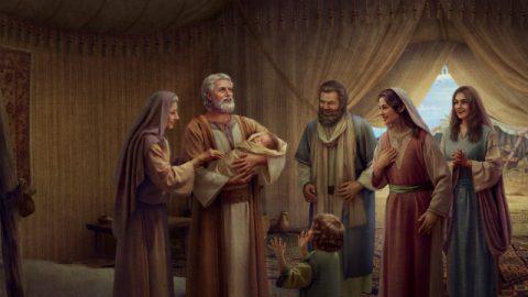 Ο Θεός υπόσχεται στον Αβραάμ να του χαρίσει έναν γιο