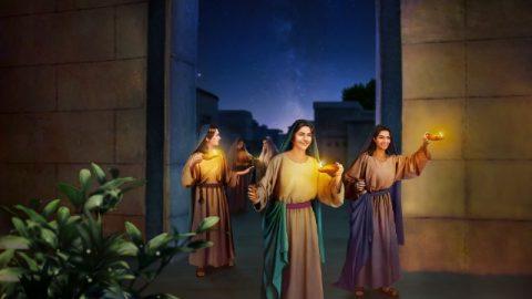Οι φρόνιμες παρθένες μπορούν να ακούσουν τη φωνή του Θεού και να καλωσορίσουν τον Κύριο